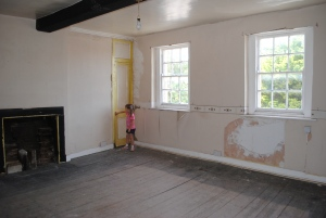 This will be the children's bedroom.