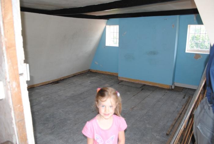 The last attic room.
